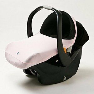 Imagine Baby Shade Pink *Infant* Car Seat Cover